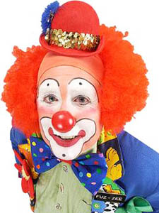 clowns for hire party characters for kids