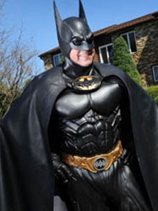 to hire Batman u2026 & Superheros | Party Characters For Kids