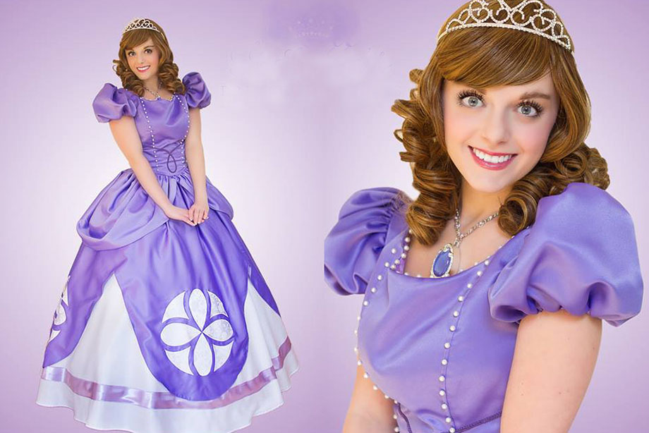 Princess Sophia | Party Characters For Kids