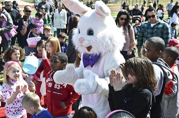Easter Bunny   Party Characters For Kids