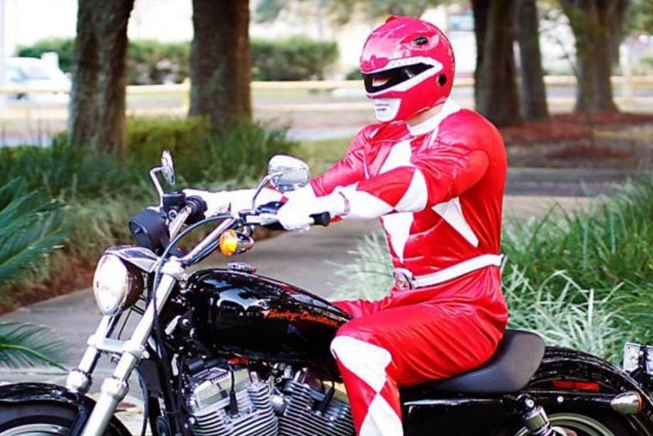 Where Can I Hire Power Rangers For Kids Birthday