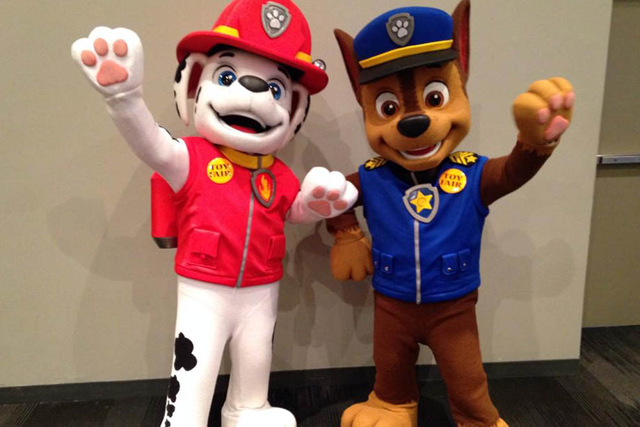 Marshal Paw Patrol | Party Characters For Kids