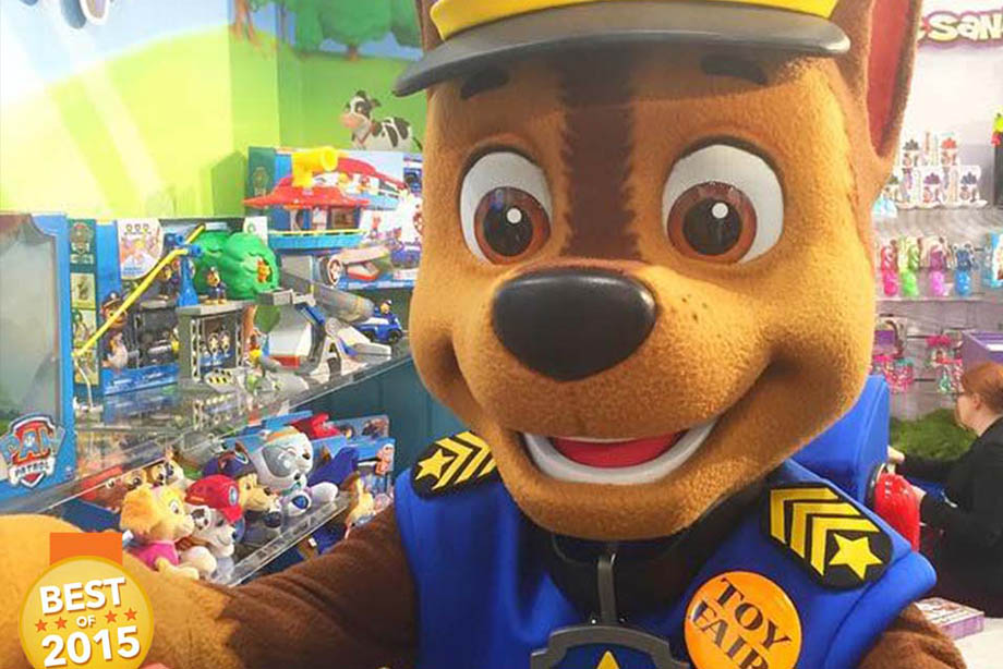 Marshal Paw Patrol Party Characters For Kids