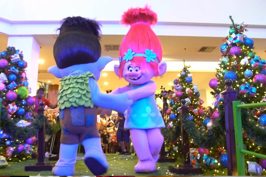 Trolls poppy Party Characters For Kids