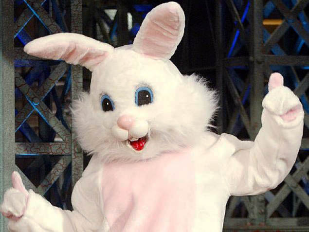 Image result for PARTY WITH THE BUNNY FOR EASTER